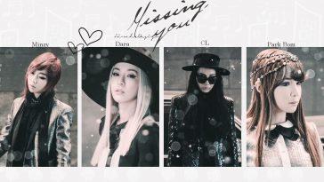 2ne1-miss you