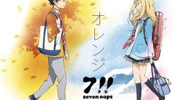 Seven Oops - Orange
