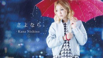 kana nishino sayonara