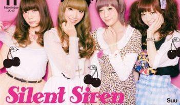 silent siren-sweet pop