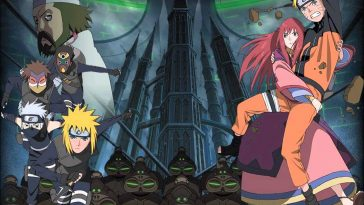 naruto-the lost tower