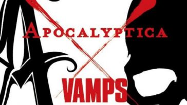 VAMPS x APOCALYPTICA - Sin In Justice