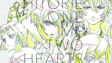 hitorie one me two hearts