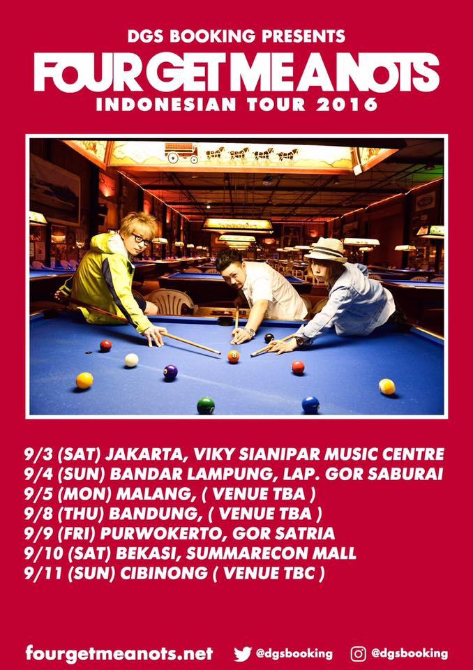 FGMAN Tur Indonesia