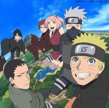Anly Kara No Kokoro Naruto Shippuden Opening 20 Furahasekai